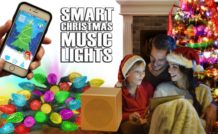 the lights with a color wheel to choose from and preset color schemes as an added bonus we include fun and festive sound effects to bring laughter and
