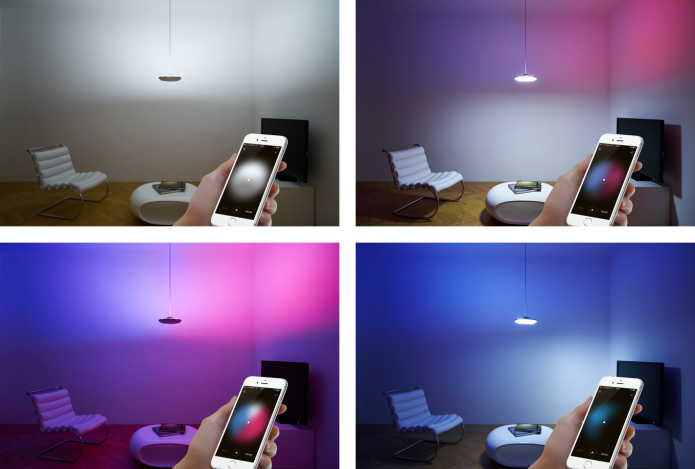 The worlds first truly smart lamp by luke roberts indiegogo