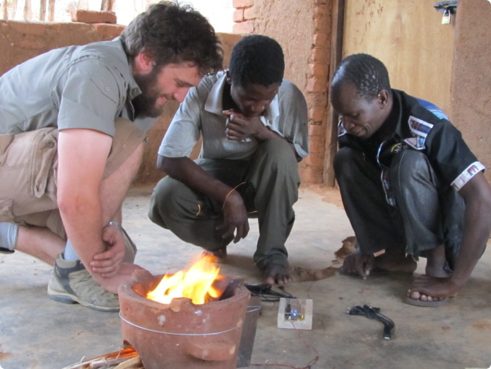 The µPower Cookstove | Indiegogo