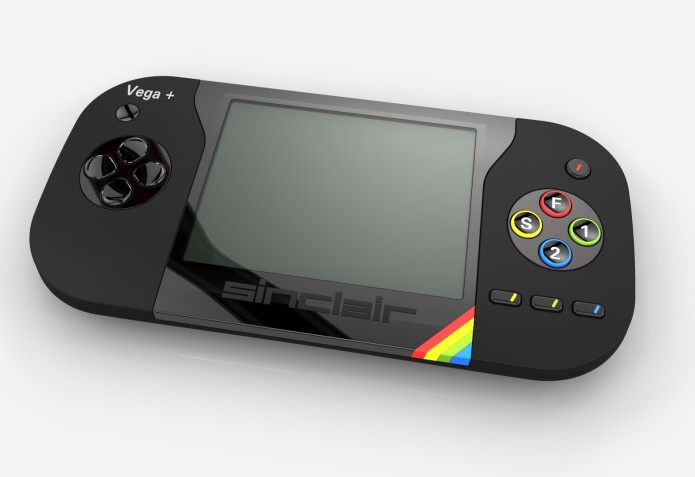 The Sinclair ZX Spectrum Vega Plus Console | Indiegogo
