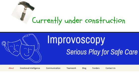 Improvoscopy Serious Play For Safe Care Indiegogo