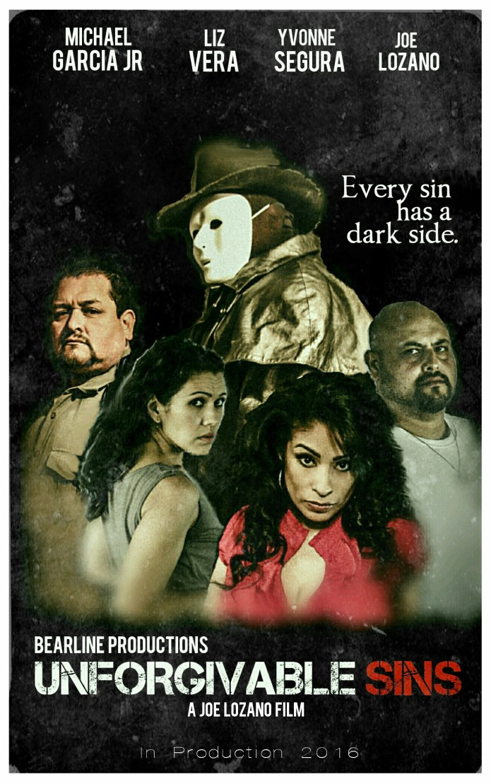 Unforgivable Sins Indiegogo