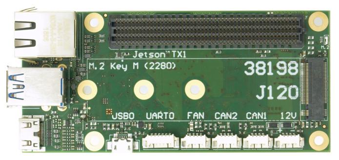 NVIDIA Jetson TX1 Super-Mini-Computer | Indiegogo