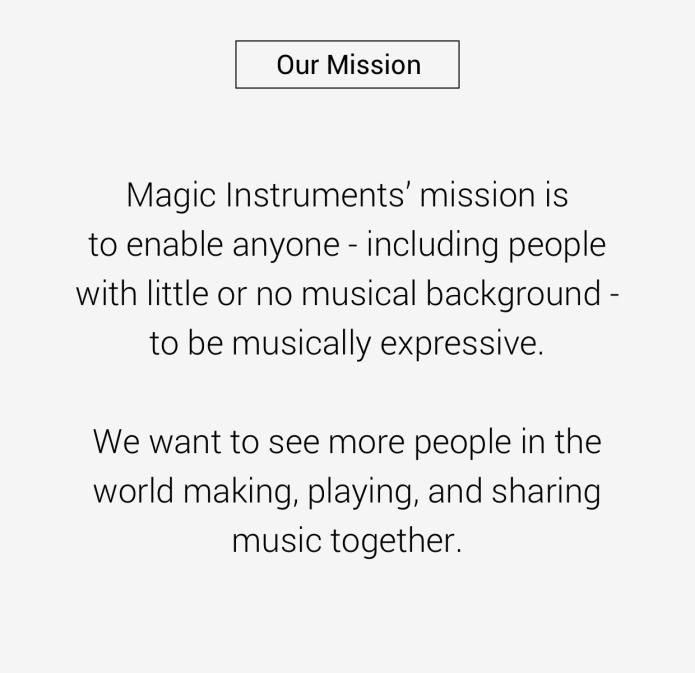 Mi Guitar By Magic Instruments Indiegogo