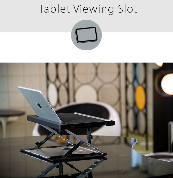 Awe Inspiring A Stand Lap Desk Digital Easel Tablet Case Indiegogo Gmtry Best Dining Table And Chair Ideas Images Gmtryco