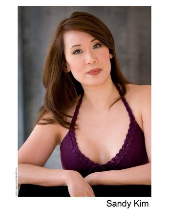 Image result for SANDY KIM ACTRESS
