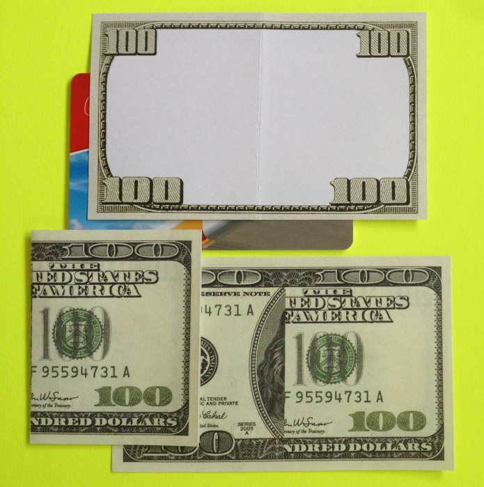 $100 Funny Money, the card that NO ONE throws away | Indiegogo