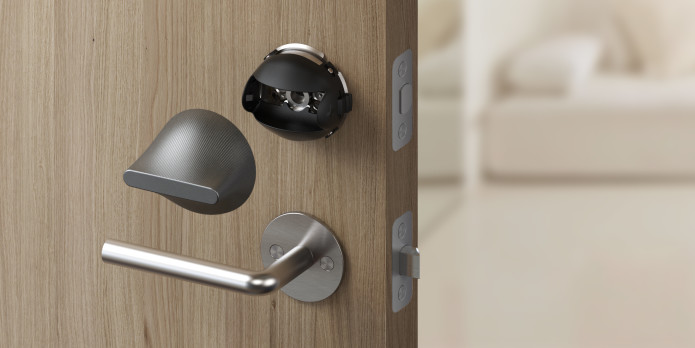 Understated, Unobtrusive And Effortlessly Cool, Gunmetal Will Look Stylish  Without Dominating Your Door.