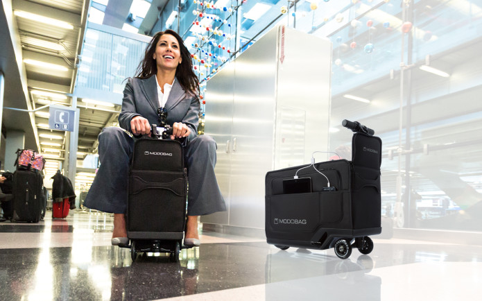 This Is The Most Awesome Piece Of Luggage You Will Ever Own