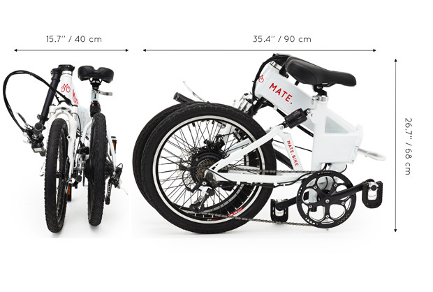 Mate The Coolest Ebike Ever Indiegogo