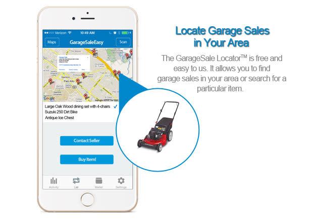 locator by gsalr ok com yard garage sale map estate sales coalgate