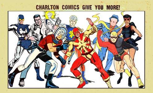 Resultado de imagem para charlton comics blue beetle