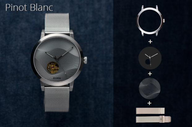 eoniq custom watches crafted by your story indiegogo