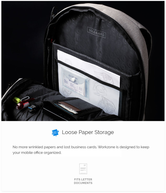 Pack up your Mobile Office Lifepack Solar
