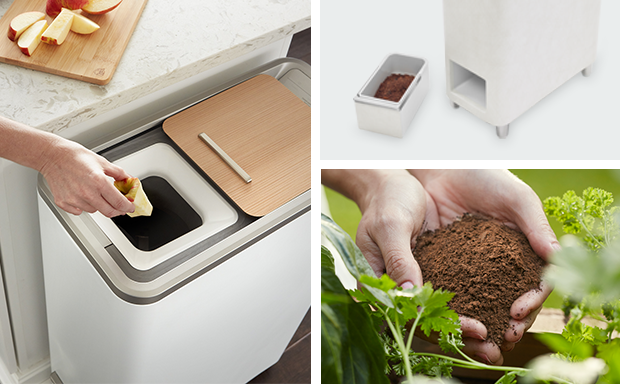 Zera Food Recycler Indiegogo