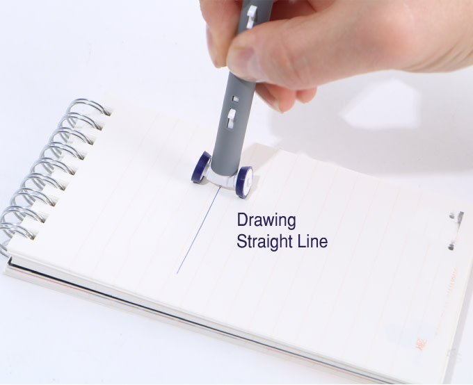 Drawing Lines In Office : Straight pen indiegogo