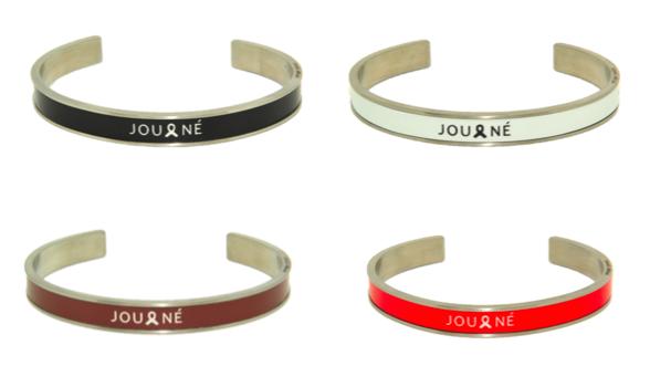 8 Unique JournÉ Bracelets
