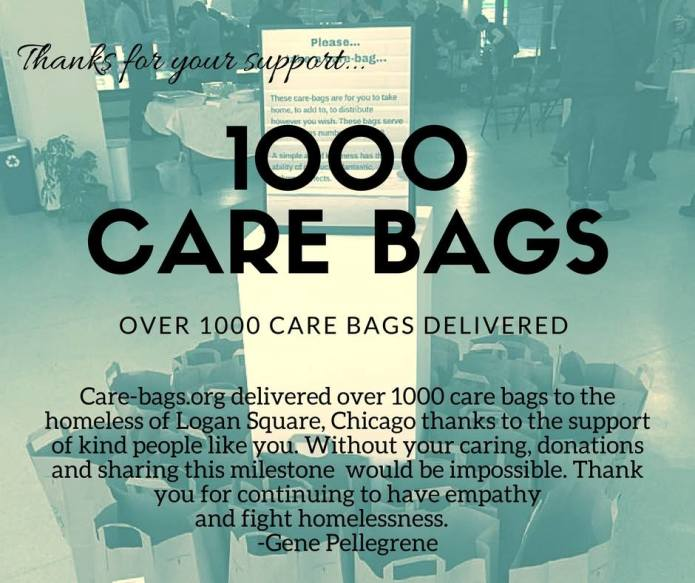 5th Annual Care Bags Org Campaign For The Homeless Indiegogo