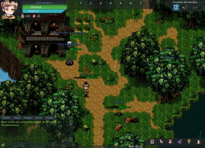 Wing of Misadventure - MMORPG On RPG Maker | Indiegogo