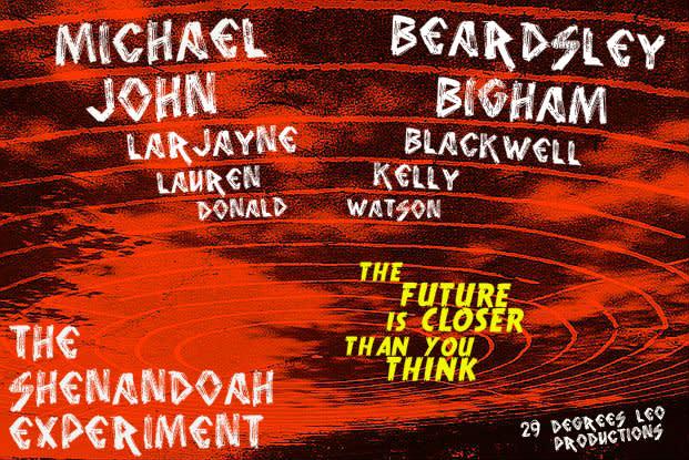 The Shenandoah Experiment,' a sci-fi film | Indiegogo