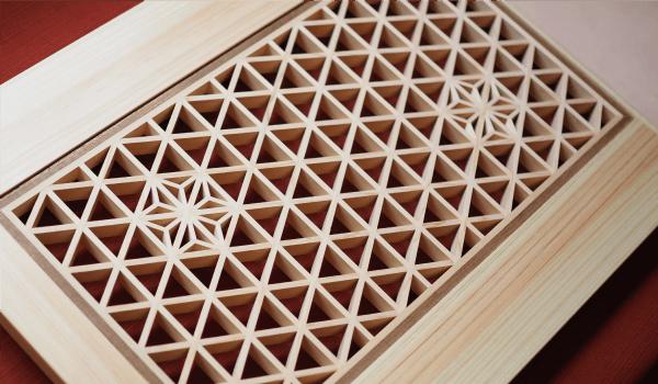 Kumiko Laptop Board Japanese Traditional Tech Indiegogo