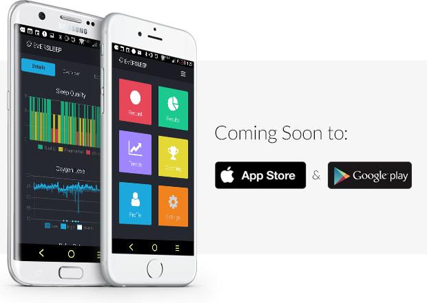EverSleep - Wake Up Refreshed 5-In-1 Sleep Tracker | Indiegogo