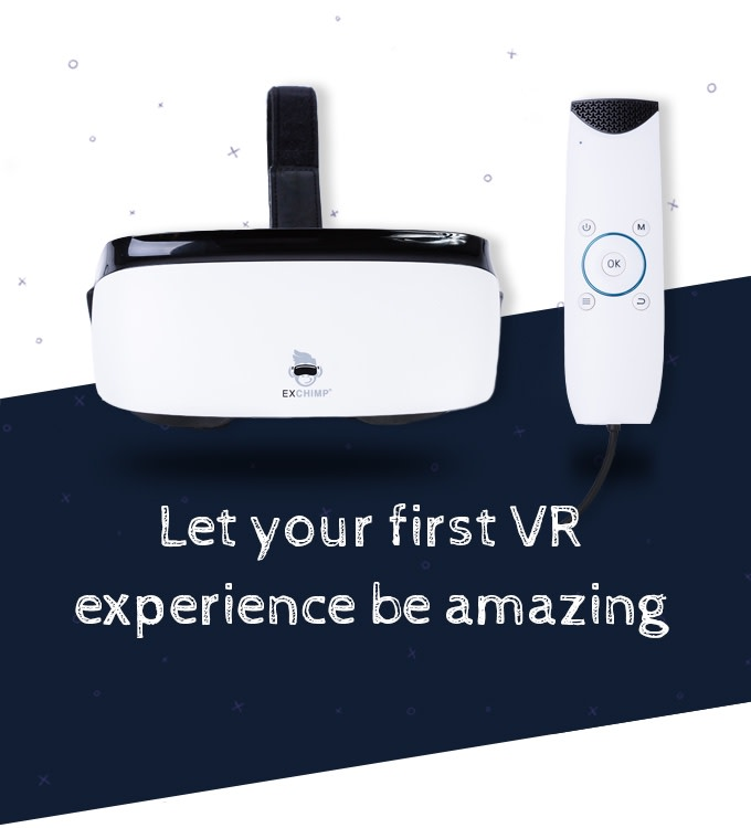 Exchimp Ai1 All In One Vr Headset Indiegogo