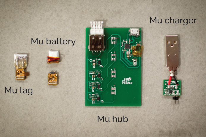 Mu Tag: World's Smallest Loss Prevention Device | Indiegogo
