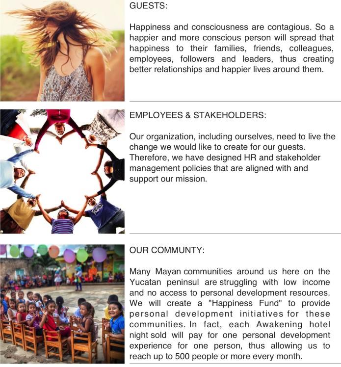Awakening: Your Happiness Hotel Experience | Indiegogo