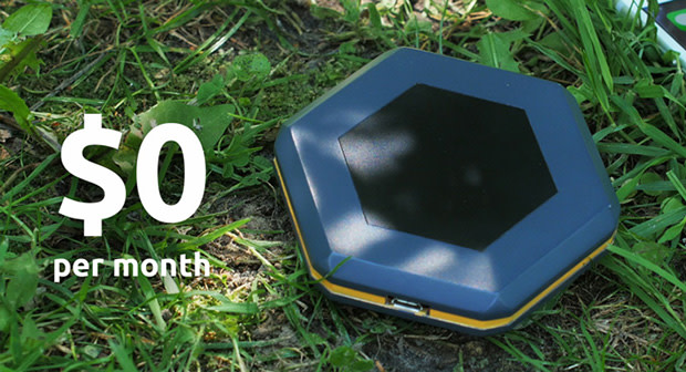 Sonnet: Game Changer For Wilderness Communications | Indiegogo