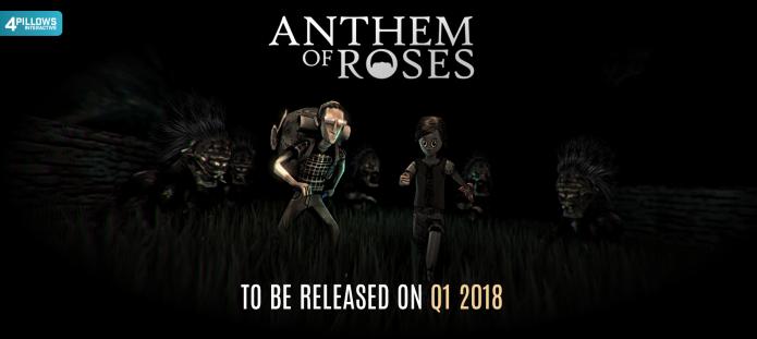 Anthem of Roses   Indiegogo