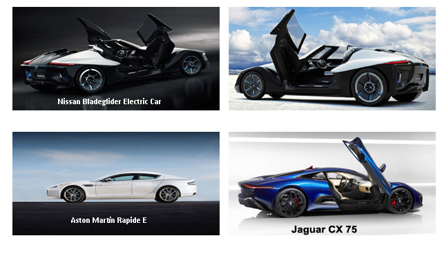 Amazing Mike Was Lead Engineer On A Project To Built 5 Jaguar C X75s Stunt Cars For