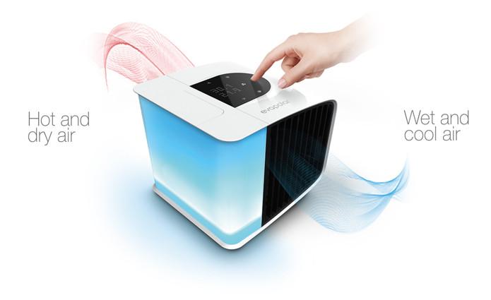 Evapolar 2 Smart Personal Air Conditioner Indiegogo
