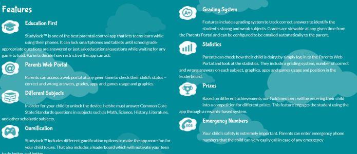 StudyLock: Education Innovation Via Mobile App   Indiegogo