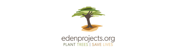 Logo de Eden Reforestation Projects