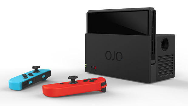 f74405348246b2 OJO - World's First Nintendo Switch Projector | Indiegogo