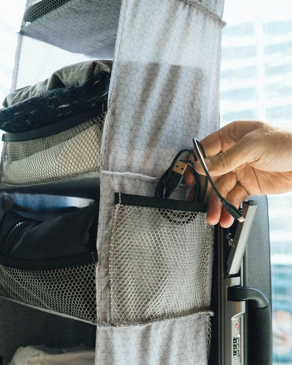 With Suitcases, Thereu0027s Finally A Better Option. The Carry On Closet Boasts  The Worldu0027s Greatest Organization System For A Suitcase. Simple And  Efficient.