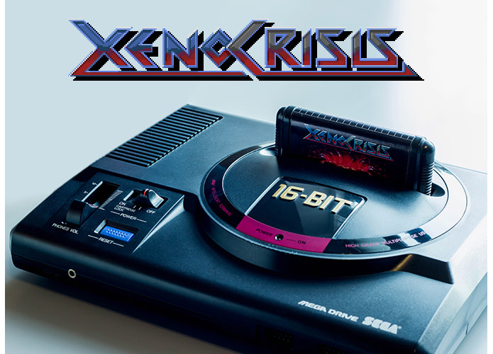 Xeno Crisis for Sega Genesis, Dreamcast and Switch | Indiegogo