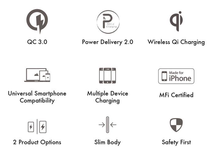 IDMIX:World\'s Fastest Wireless PowerBank & Charger | Indiegogo