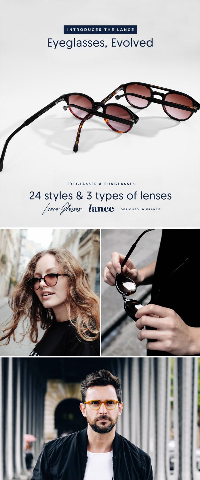66e1d5c6b5856 Luxury Eyewear With Smart Lenses-Lance Glasses
