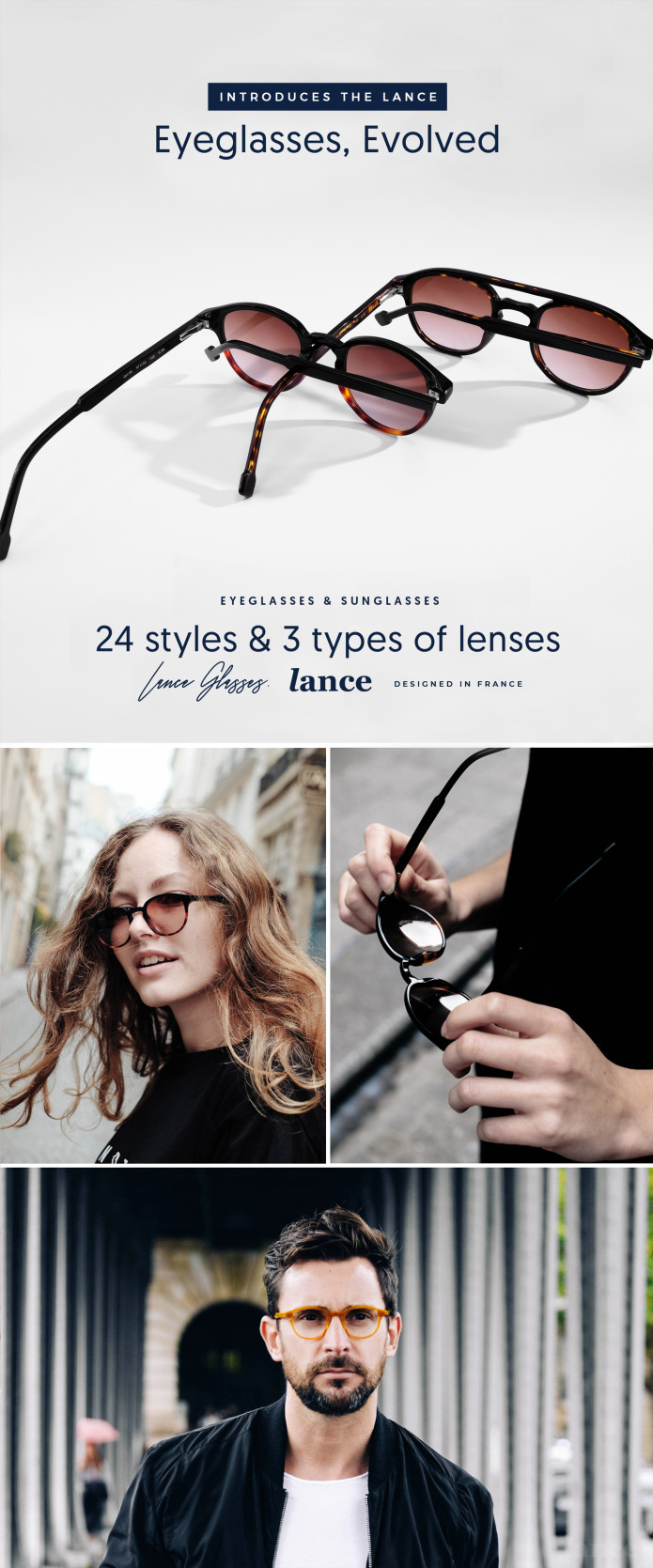20d6509f5d54 Luxury Eyewear With Smart Lenses-Lance Glasses