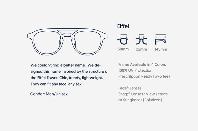 Luxury Eyewear With Smart Lenses-Lance Glasses | Indiegogo