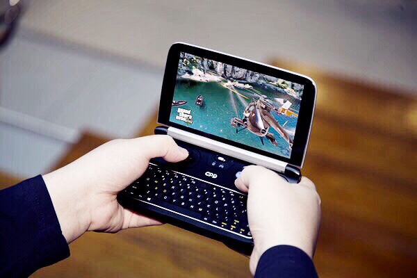 GPD WIN 2: Handheld Game Console for AAA Games | Indiegogo