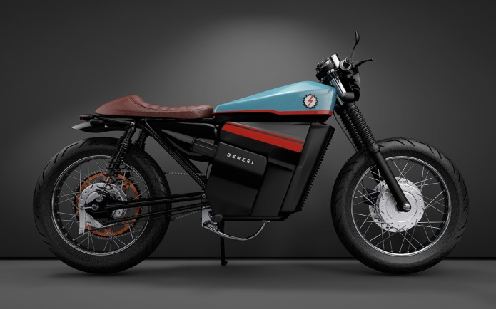 ECR Aka Electric Cafe Racer Is Designed As A Perfect Daily Commuter Or Weekend Cruiser From Teenager To Veteran For Women And Men