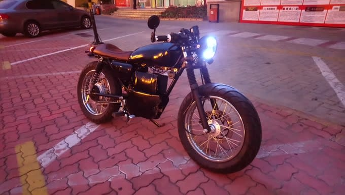 Our Mission Is To Bring The World An Eco Friendly Truly Affordable Electric Cafe Racer With Impressive Specs We Have Spent Weeks And Months In