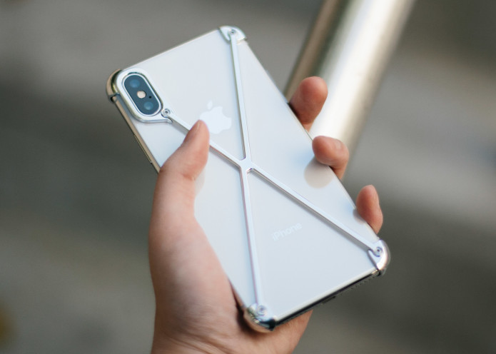 official photos 2d42e 804b0 RADIUS X: The World's Best Minimal iPhone X Case   Indiegogo