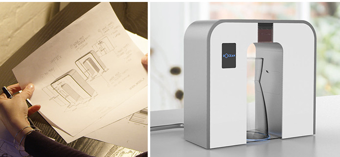 Rocean: World's First All-in-One Smart Water Maker | Indiegogo