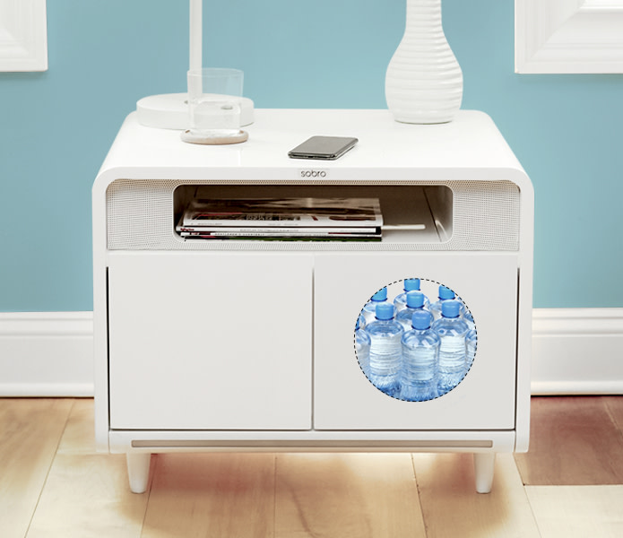 Now Youu0027ll Never Have To Get Out Of Your Cozy Bed In The Middle Of The Night  For Refreshingly Chill Drink!