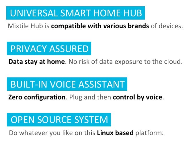 Mixtile: Upgrade to secure smart home in 5 minutes   Indiegogo