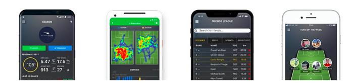 PlayerTek Soccer Tracker